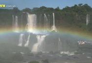 Chiêm ngưỡng thác nước hùng vĩ nhất Nam Mỹ